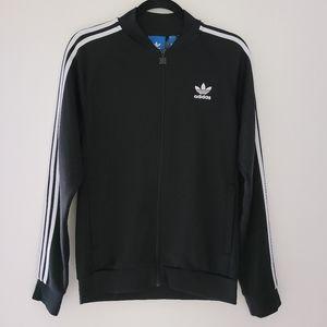 ADIDAS black/white jacket